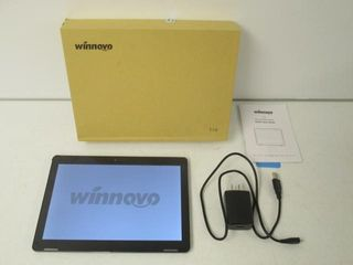 As Is  Android Tablet 10  WiFi PC Tablets