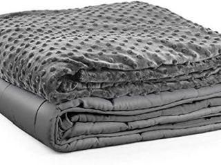 Premium Kids Weighted Blanket   Removable