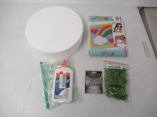 lot of Various Craft Items