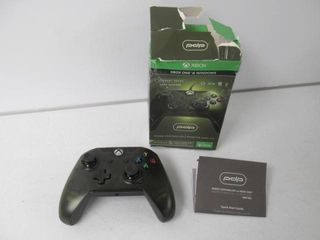 As Is  PDP Wired Controller for Xbox One   Green