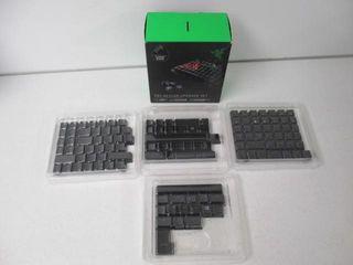 As Is  Razer Doubleshot PBT Keycap Upgrade Set