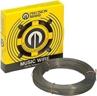 Precision Brand 21031 Music Wire  Steel Alloy