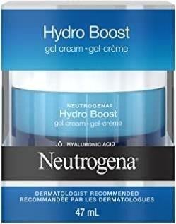 Neutrogena hydroboost facial gel cream with