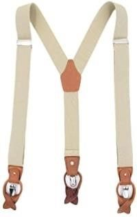 RIONA Men s Y Back Adjustable Strong Clips