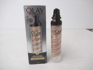 As Is  Olay Total Effects Tone Correcting CC
