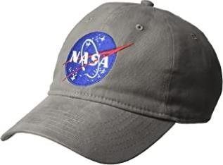 Concept One Men s NASA Washed Twill Baseball Cap