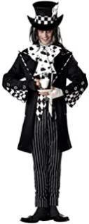 California Costumes Men s X large Dark Mad Hatter