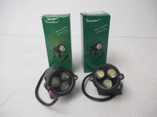 As Is  lEMONBEST Waterproof IP65 Cast Aluminum