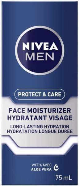 NIVEA MEN Protect   Care Face lotion  75ml   Aloe