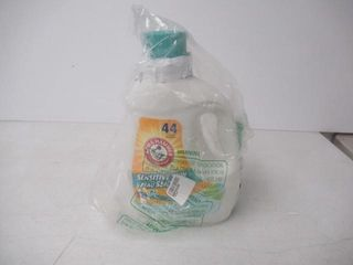 As Is  ARM   HAMMER liquid laundry Detergent for