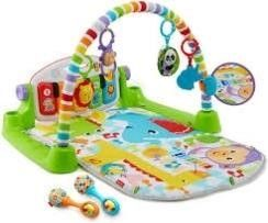 Fisher Price Deluxe Kick  n Play Piano Gym