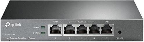 TP link Tl R470T  load Balance Broadband Router  3