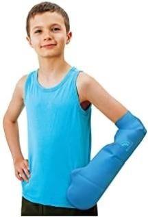 Bloccs Child Short Arm Waterproof Cast Cover