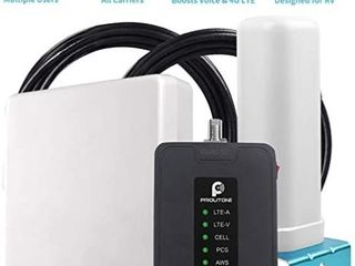 PROUTONE 5 Band Cell Phone Signal Booster for RV