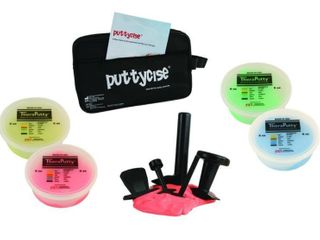 CanDo 10 2828 Puttycise Theraputty with Bag and