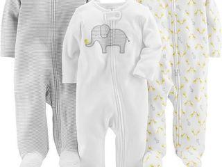 Simple Joys by Carter s Baby 3 Pack Neutral Sleep