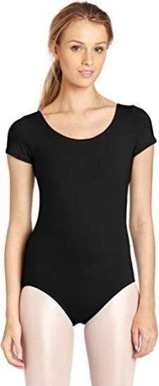 Capezio Classic Women s Medium Short Sleeve