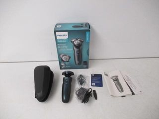 Used  Philips Shaver Series 6000 with Precision