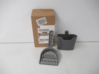 litter Scoop with Holder