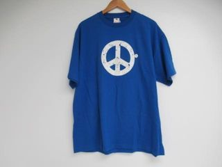 Alstyle Apparel And Activewear Men s Xl Peace Sign