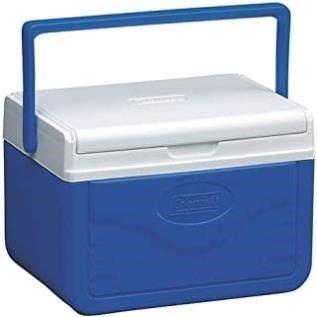 Coleman Fliplid Cooler  5 Quart   Blue