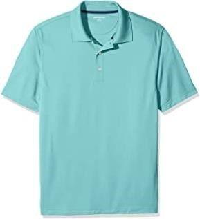 Essentials Men s Medium Regular Fit Quick Dry Golf