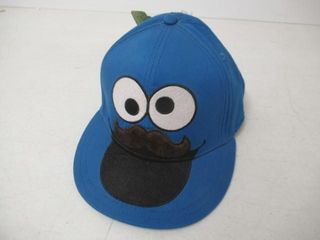 Sesame Street Themed Hat  Moustache Cookie
