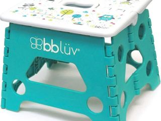 Foldable Step Stool   Safe  Compact and Easy to
