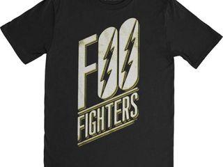 Philcos 2Xl Slanted Foo Fighters logo T Shirt