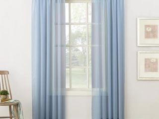 2  No  918 Emily Collection Sheer Voile Rod