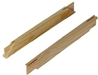 As Is  Epic Art Group Solid Wood Stretcher Bars