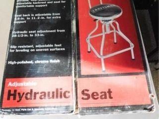 Craftsman Hydraulic seat