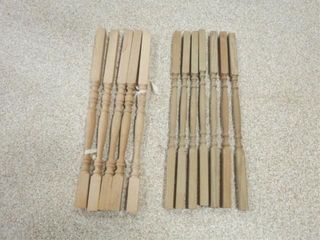 7  Universal Forrest classic spindles