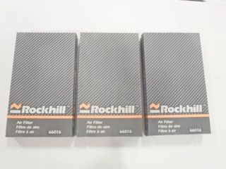 Rockhill Air Filters  3  66016