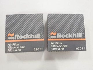 Rockhill Air Filters  2  62011