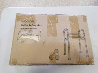 Green Chief toilet safety rail 23IJx14IJx 5 5IJ