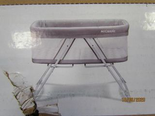 MiClassic Baby Bassinet  color crystal