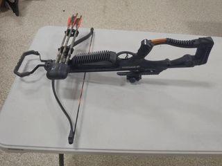 Barrett Crossbow  SN16037489  BC Recurve
