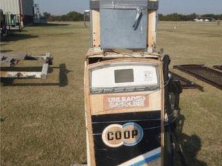Gas Boy fuel pump  mod 52CK45 ser 342494