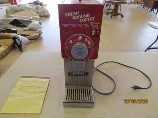 Coffee Grinder  Grind Master mod 835 ser 171829