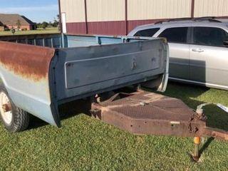 Chevrolet pickup bed trailer