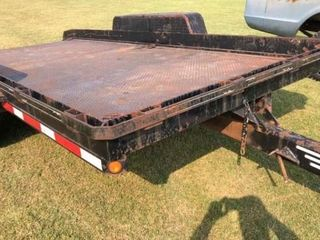 Dun Rite 81IJx16IJ tilt trailer