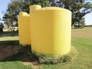 3001 Gallon Poly Tank