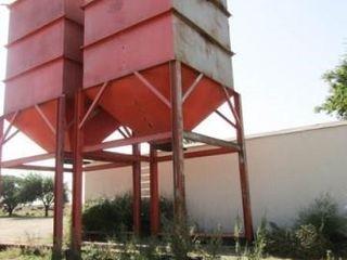 50 Ton Overhead Bin