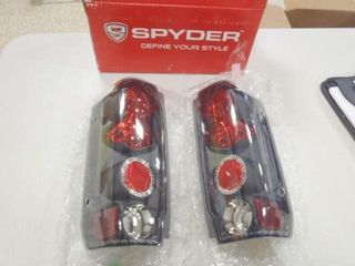 Spyder Auto Ford F150 Euro style tail light