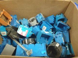 Carlon electrical boxes
