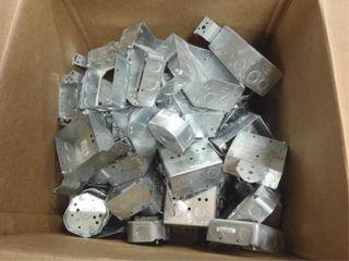 13  Thomas Betts Single Gang Utility Box 58361