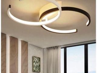 QASIN lED Ceiling light Modern Design Art Deco