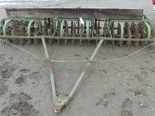 10ft Double Rotary Hoe