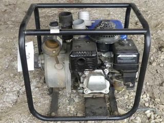 Hy Spec 5 5HP Gas Transfer Pump